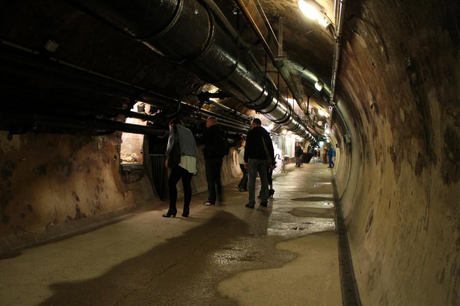 музей канализации Париж