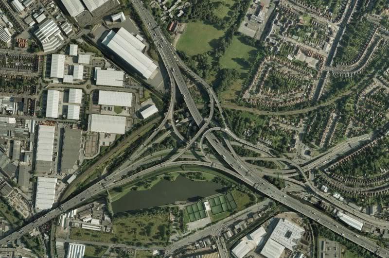 Gravelly Hill interchange