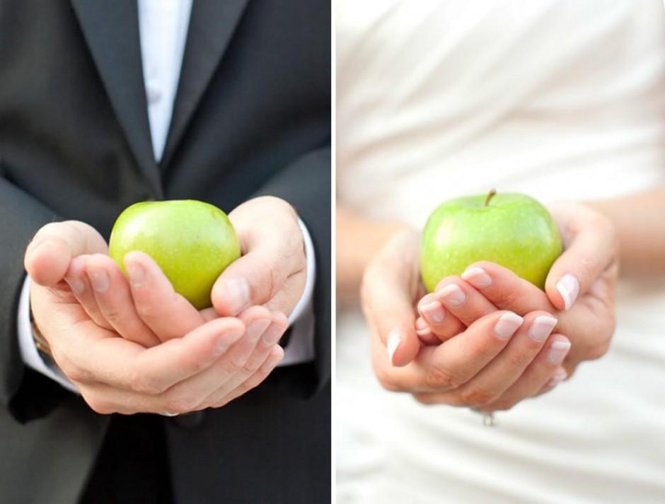 хорватия яблоко