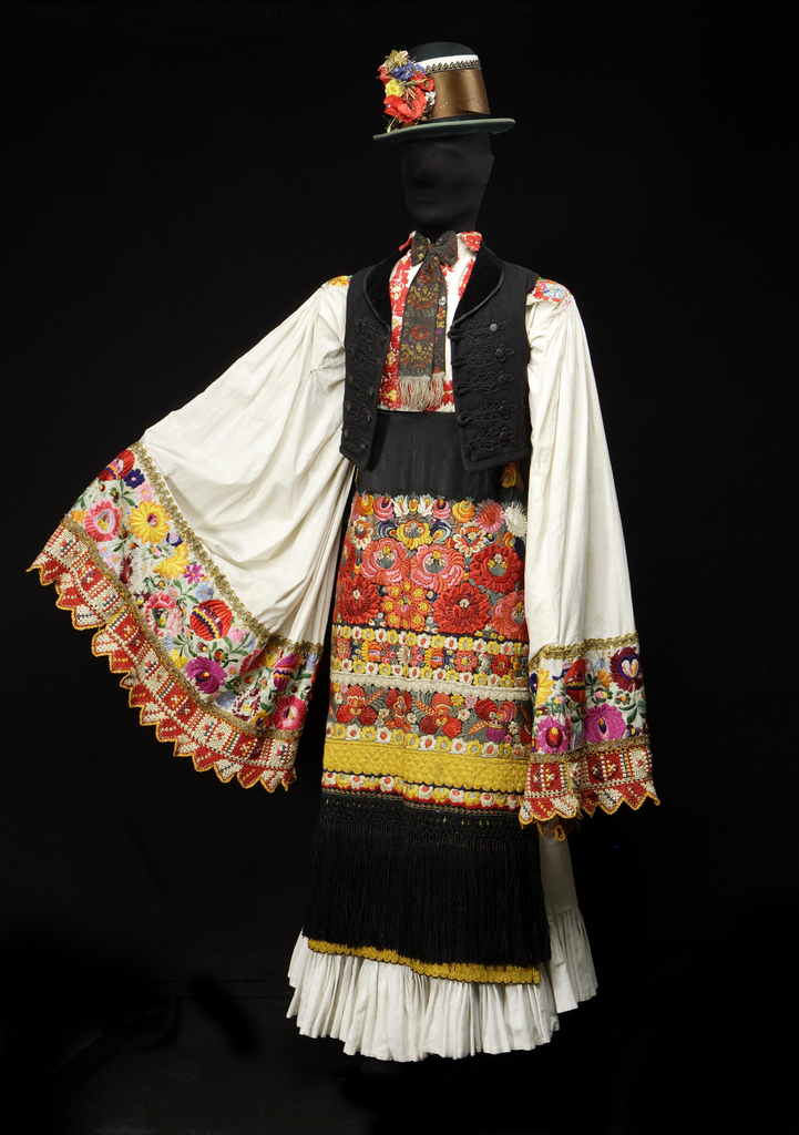 традиционный свадебный наряд венгрия