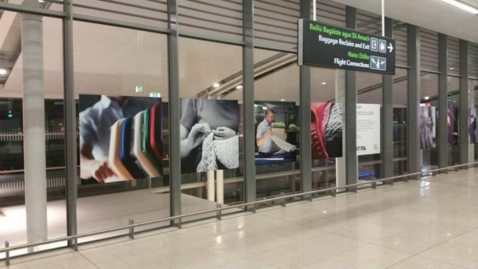 выставка в аэропорту