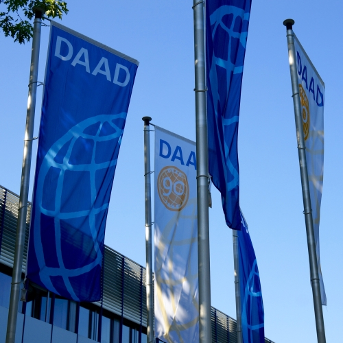 DAAD_Fahnen