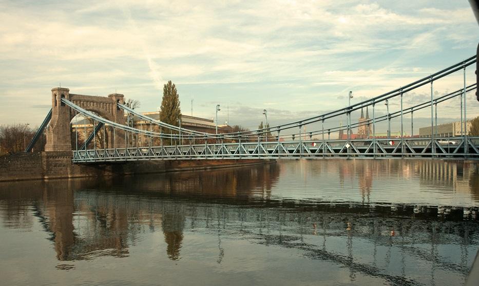 мост грюнвальский