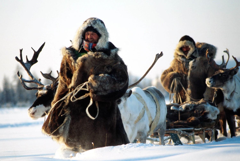 Сибирь_полюс холода